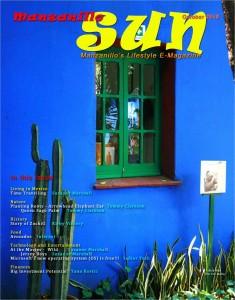 Manzanillo Sun October 2015 cover